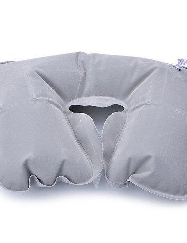 ZQ Camping Kissen (grau) -permeabilidad Feuchtigkeit/spritzwassergeschützt/A Test von Insekten/Schnell/Kapillarwirkung/rechteckig/sehr, Yan Pink