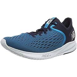 New Balance Fuel Core 5000, Zapatillas de Running para Hombre, Azul (Deep Ozone Blue/Eclipse EB), 41.5 EU