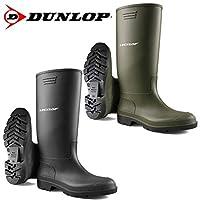 Unisex Wellingtons Boots Ladies Women Mens Wellies Fully Waterproof Snow Rain Muck Outdoor Mud Shoes Welly