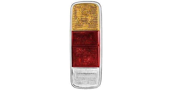 HECKLEUCHTE GLAS RÜCKLEUCHTENGLAS LINKS O RECHTS FÜR VW LT 28-35 I KASTEN