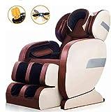 CSPFAIRY Relax Fauteuil de Massage, Massage Airbag, Massage par Vibration - Gravité Zéro, Massage...