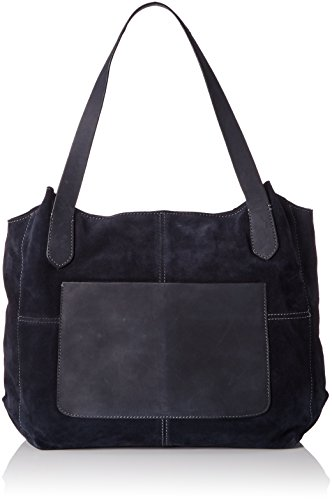 Clarks Tacita Mix, Women's Shoulder Bag, Grey (Dark Grey Combi), 14 x...