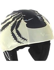 REDHOT Ski Helmcover Spider Lycra Covering, 3180
