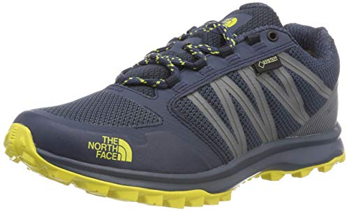 The North Face Litewave Fastpack Gore-Tex, Zapatillas de Senderismo para Hombre, Azul...