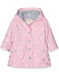 Hatley Button Up Splash Jacket, Impermeable para Niños