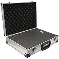 PeakTech Universal-Aluminiumkoffer, XXL, 500 x 350 x 120 mm, 1 Stück, P 7270