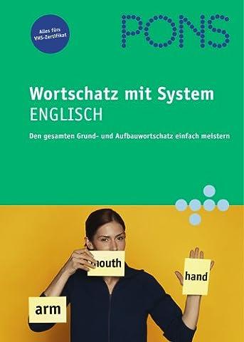 PONS Wortschatz mit System Englisch