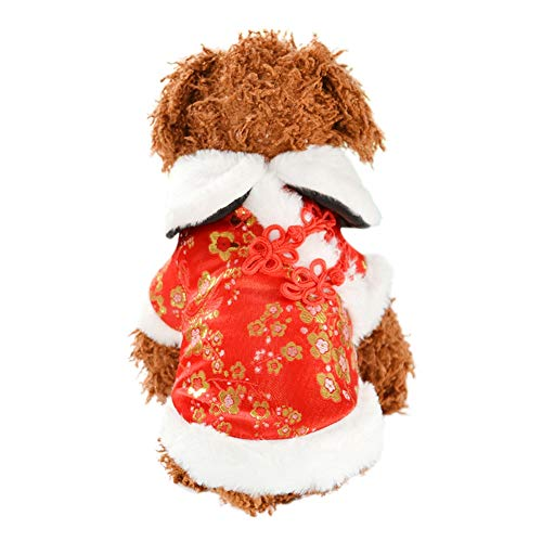 Chinese New Year Costumes - Shiningbaby Chinese New Year Dog Cat