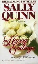 Happy Endings by Sally Quinn (1993-03-02)