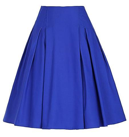 Floral 50s Vintage Dresses for Women Size S