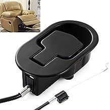 Piezas de repuesto para sillón reclinable, mango de liberación, cable del mango