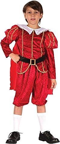 Costumes Prince-enfants - Tudor Princes - enfants Costume de déguisement