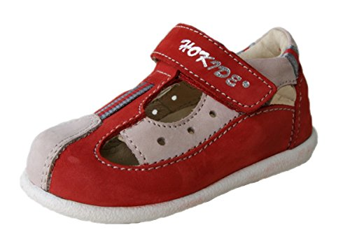 ennellemoo®  Made in EU , Sandales / Tongs bébé fille Rot/Rose