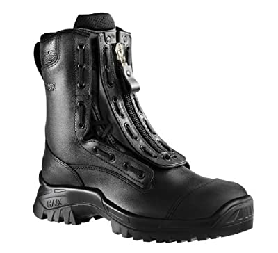 Haix Airpower X1 Goretex Waterproof Zipped Crosstech Safety Rescue Boots