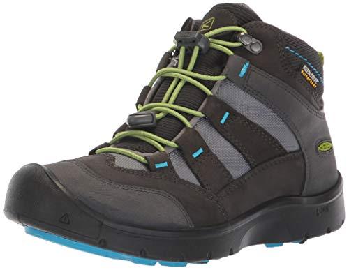KEEN Hikeport Mid Waterproof Zapatillas de Senderismo niños mag