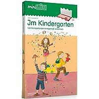 miniLK-Sets-Kasten-bungshefte-miniLK-Set-Im-Kindergarten-Lernkompetenzen-kindgem-anbahnen miniLÜK-Sets / Kasten + Übungsheft/e: miniLÜK-Set: Im Kindergarten: Lernkompetenzen kindgemäß anbahnen -