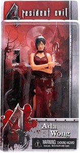 NECA Resident Evil 4 Series 1 Action Figure Ada Wong by Resident Evil