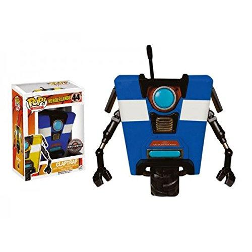 Funko-Borderlands-Claptrap-Gentleman-Blue-Pop-Figur-10cm