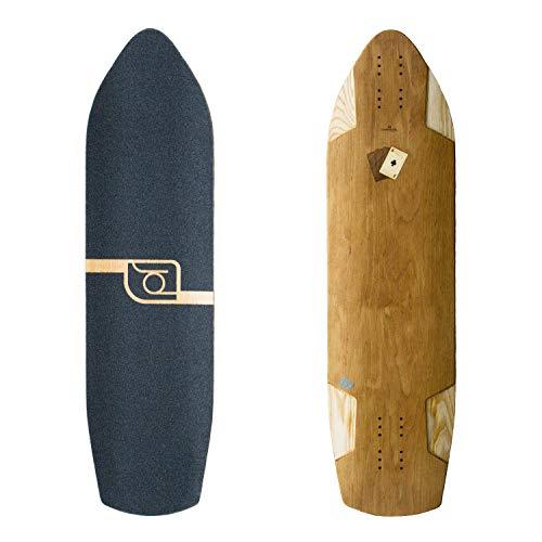 Bareknuckle Longboard Deck Wild Card Fullshape 93,5cm