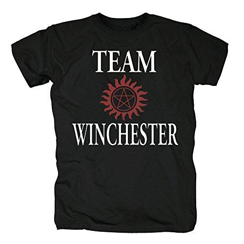 TSP Winchester Bros Luzifer T-Shirt Herren Black