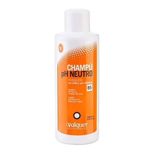 Válquer Champú pH Neutro Revitalizante - 1 l.