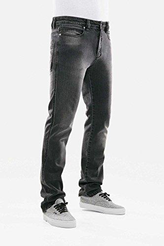 REELL Men Jeans Razor Artikel-Nr.1100 - 1005 Grey Flow