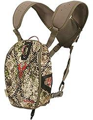 BADLANDS Bino Caso Mag camuflaje caza para prismáticos, hidratación Compatible, Approach Camo