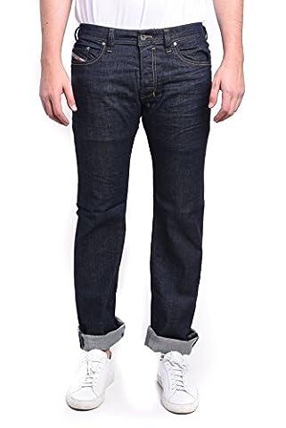 Diesel Safado 0RJ66_Stretch Herren Jeans Hose Regular Slim (W31/L32, Blau)