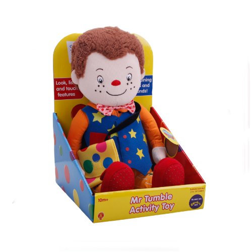 Something Special Mr Tumble 25cm Activity Toy