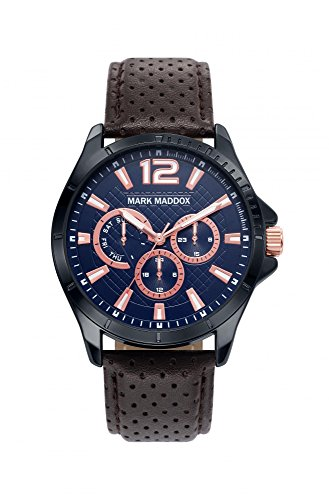 Mark Maddox HC6022-35_wt Men's Wristwatch
