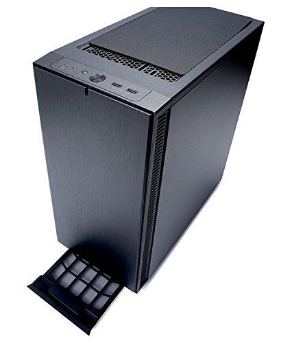 Fractal Design FD-CA-DEF-MINI-C-BK Define Mini C Case per PC, Nero