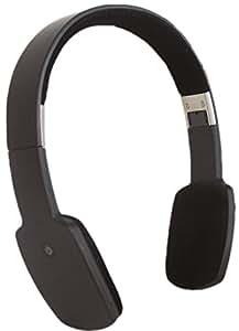 Maxell 303627 MXH-BT1000 Ultra Slim Bluetooth Kopfhörer (3,5 mm Klinkenstecker) schwarz