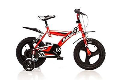 16 Zoll MTB 163GLN Kinderrad Kinderfahrrad Spielrad Fahrrad Dino Bikes