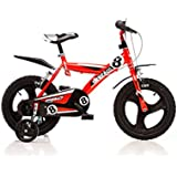14 Zoll MTB 143GLN Kinderrad Kinderfahrrad Fahrrad Spielrad Dino Bikes