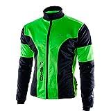 Deko HUM Winter Fleece Thermo Fahrradjacke...