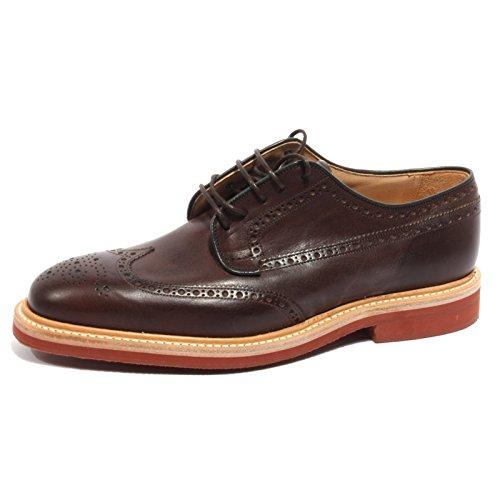 B2116 scarpa uomo CHURCH'S MATLOCK VINTAGE CALF FITTING G brown marrone shoe men [8]