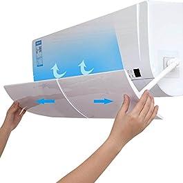 Crewell anti diretto Blowing a scomparsa condizionatore d' aria Shield Cold condizionatore d' aria deflettore deflettore