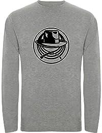 The Fan Tee Camiseta de Indiana Jones Payaso Terror Peliculas Hombre