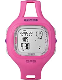 Timex Women's Quartz Watch Timex Marathon T5K698 with Rubber Strap