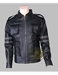 Resident Evil 6 Game Synthatic / FAUX Leather Jacket BNWT