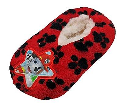 Zapatillas babuchas Infantiles Estar por casa Paw Patrol para niños