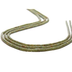 3x Serpentin Stränge – Walzen, 3×4 mm grün /6008g