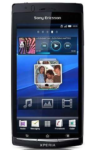 Sony Ericsson Xperia arc Smartphone (10.67cm (4.2 Zoll) Touchscreen, 8.1MP