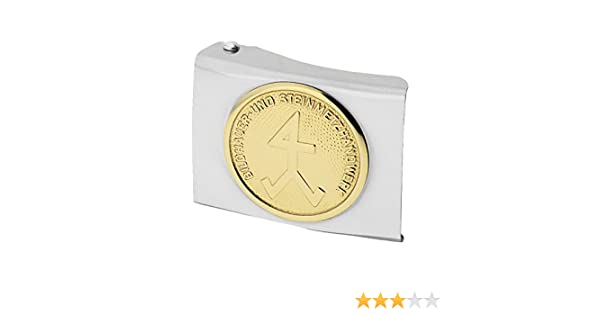 FHB 2068476 Boucle ceinture tailleur de pierre lennart en argent