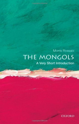 The Mongols: A Very Short Introduction by Rossabi, Morris (2012) Paperback