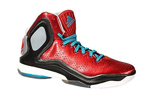 Adidas D Rose 5 Boost Laufschuhe Rot