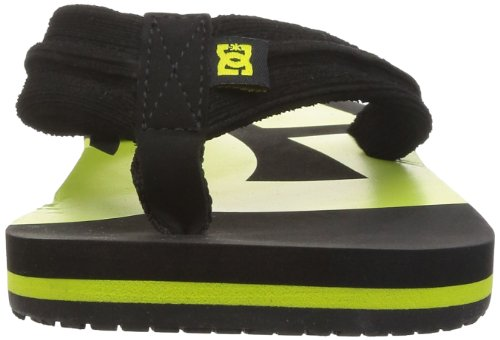 DC Shoes CENTRAL SANDAL D0303049 Herren Zehentrenner Schwarz (BLACK ACID)