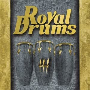 Royal Drums Vol. 3 [Import anglais]