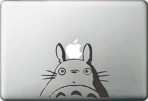Vati Feuilles Art amovible Creative Cartoon Mon voisin Totoro Decal