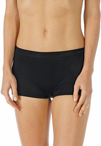 Mey Basics Serie Emotion Damen Panties Schwarz 36